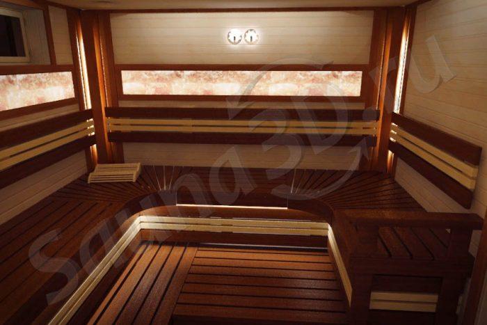 727 дизайн проект сауны панной из можжевельника гималайская соль