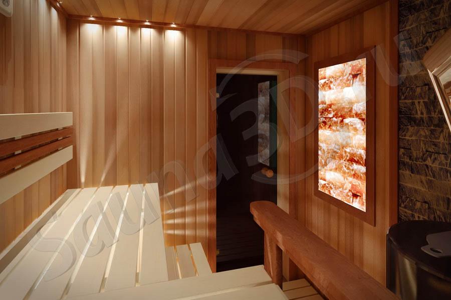 778 дизайн проект бани из кедра дровяная печь AITO AK47